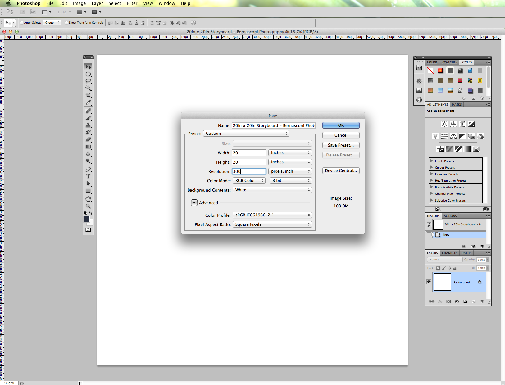 How To Make A Storyboard In Photoshop Or Photoshop Elements