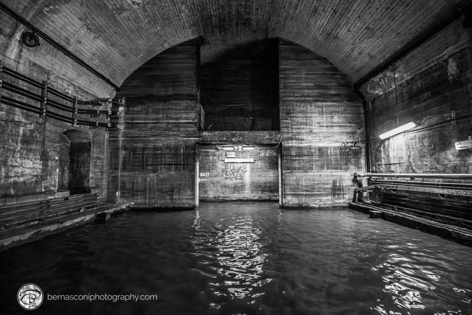 Sydney's forgotten tunnels ~ under St. James station,Sydney